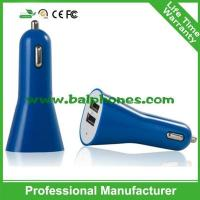 Double USB big horn car charger