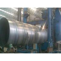 Quality Seamless Steel Pipe SY/T 5040-2000 Spiral Submerged Arc Welding Pipe for Piling for sale