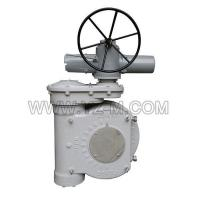 YZ-SD series eledtric worm gear actuator