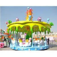 Buy cheap Carousels kids small carousel for sale from wholesalers