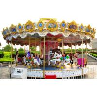 Buy cheap Carousels merry go round carousel for sale from wholesalers