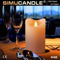 3.5 Inches Resin Candle LCA5T-I
