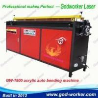 China GW-1800 Acrylic bending machine for advertising on sale