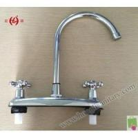 Buy cheap ABS Faucet 61003 ABS Chrome Plated Kitchen Faucet from wholesalers