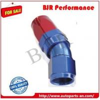 Quality One Piece Cutter Hose Ends -AN10 type AN Fitting for sale