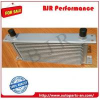 Quality Universal Silver Transmission British Mocal Style Oil Cooler for sale