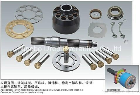 Buy Hydraulic Pump Parts at wholesale prices
