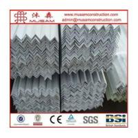 Quality Galvanized Steel Angle Bar for sale