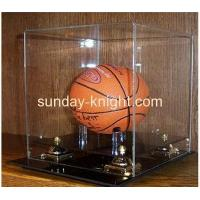 Quality Acrylic basketball storage display box DBK-011 for sale