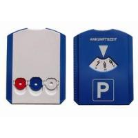 Quality Ice scraper parking disc with coins holder for sale