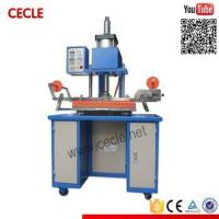 Quality plate pneumatic hot foil stamping machine plate pneumatic hot foil stamping machine for sale