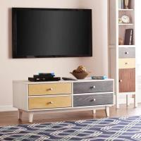 Buy cheap Specials *CLOSEOUT SEI Cadman 4 Drawer TV Console from wholesalers