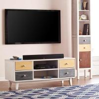 Buy cheap Specials *CLOSEOUT SEI Cadman 4 Drawer TV/Media Stand from wholesalers