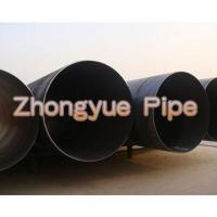 Buy cheap Steel Pipe API_5L_914mm_Black_Spiral_Steel_Pipe from wholesalers
