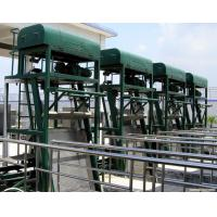 Buy cheap SG type wire rope traction type grille decontamination machine from wholesalers