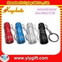 Quality LED keychain with torch light KC-00556 for sale