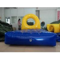 Quality Large PVC Inflatable towable Water Toys for adults , water trampoline for sale