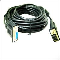 Quality VGA cable|VGA 15pin male cable|VGA 15pin male to VGA 15pin male cable for sale