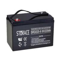 Quality SRD225-6 AGM deep cycle battery for sale