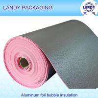 China fireproof xpe foam insulation with aluminum foil on sale