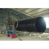 Quality 2400mm diameter Hollow-Wall Steel Reinforced Winding Pipe Production Line for sale