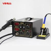 Quality YIHUA 852D+SE (Diaphragm pump) Solder Station for sale