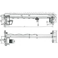 Quality Suspended Overhead CraneOverhead Crane for sale