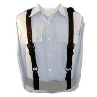 China Boston Leather Leather Police Suspenders on sale