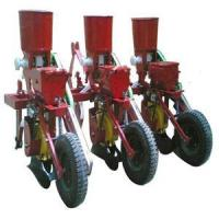 China corn seed drill (Corn and Soybean Seeder with fert... New on sale
