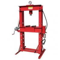 China Motorcycle Lift Table Air Powered Hydraulic Shop Press on sale