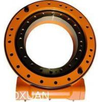 Quality Worm Gear Slew Ring Drive For Claw Truck , 50Mn Slewing Ring Drive OEM for sale
