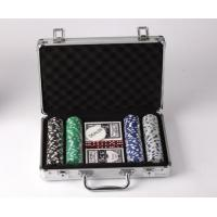 Quality Poker & Chip Set PS102R for sale