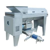 Quality Vibrating Sieves Grape destemming removing machine for sale