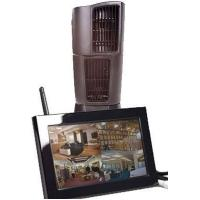 Quality Wireless Night Vision Oscillating Fan Hidden Camera w/ Quad LCD Receiver for sale