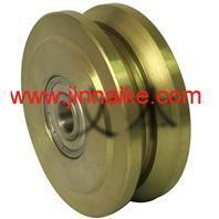 China Sliding Gate Wheel stainless steel sliding gate pulley supplier on sale