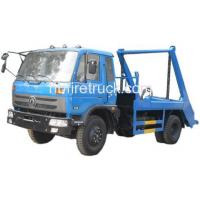Quality DongFeng Skip Loader Garbage Truck for sale