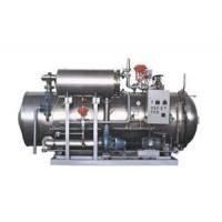 Quality Hot Water Side-Spurting Sterilization Equipment for sale