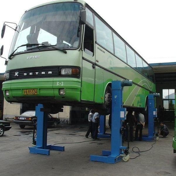 Buy Heavy Duty Bus Truck Lift at wholesale prices