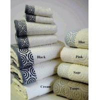China Towels 6-pc-cricles on sale