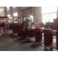 Quality Engineer Mr. Qian inspect the VHS motor quality for sale