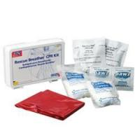 Quality 2 Person, CPR Kit - Plastic Case for sale