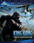Quality King Kong (Blu-ray + DVD + Digital Copy) for sale