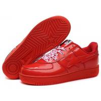 Quality Bape 2010 New Style all red for sale