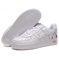Quality Bape 2010 New Style all white for sale