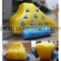 Quality Inflatable Floating Climbing for sale