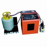 Quality R22,R134a Mobile Refrigerant Recovery / Recycling / Recharging Equipment for sale