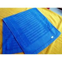 Quality solid color dyed towel for sale