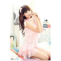 Quality Wavy Tiered Babydoll for sale