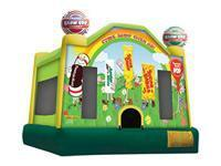 Quality advertising inflatable bouncer[IE-060] for sale