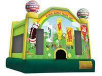 Quality Advertising inflatable bouncer[IE-190] for sale